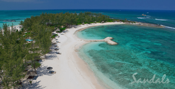 Sandals Cay Offshore Island A Caribbean Adventure in Paradise