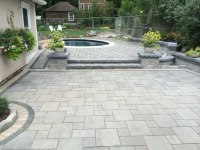 Paver Pool Patios in Connecticut
