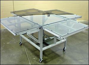 aluminum extrusion used 80
