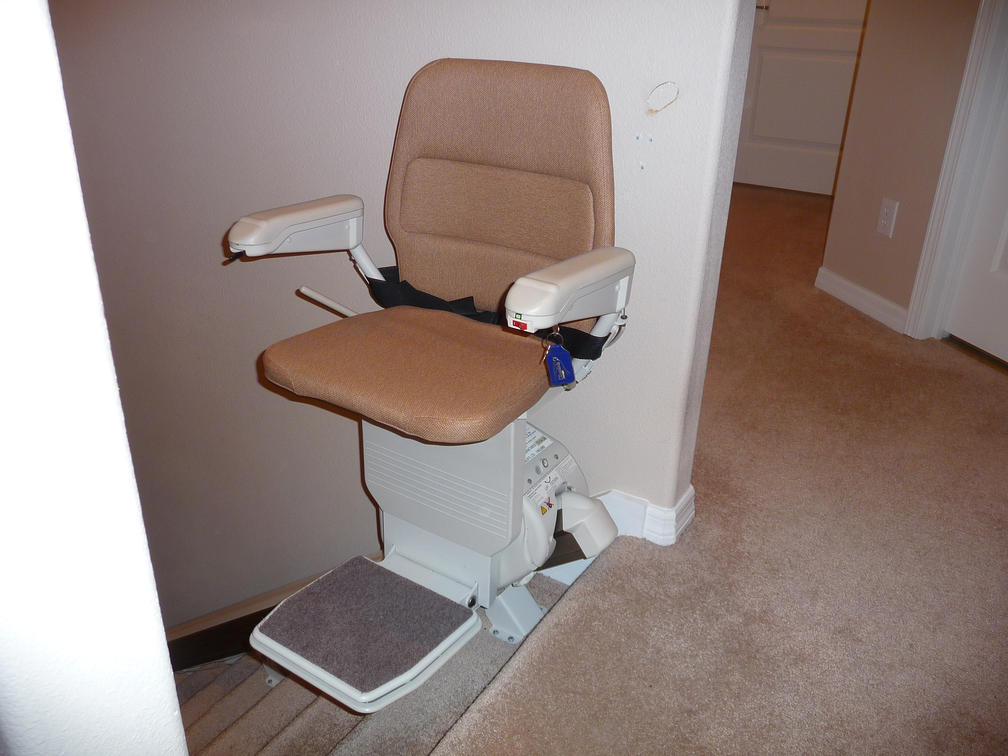 Stair Chair Lift Prices Stairlift Photographs Of Recent Local Installations