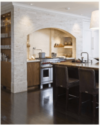 Isn't Travertine Just a Fancy Word for Marble?