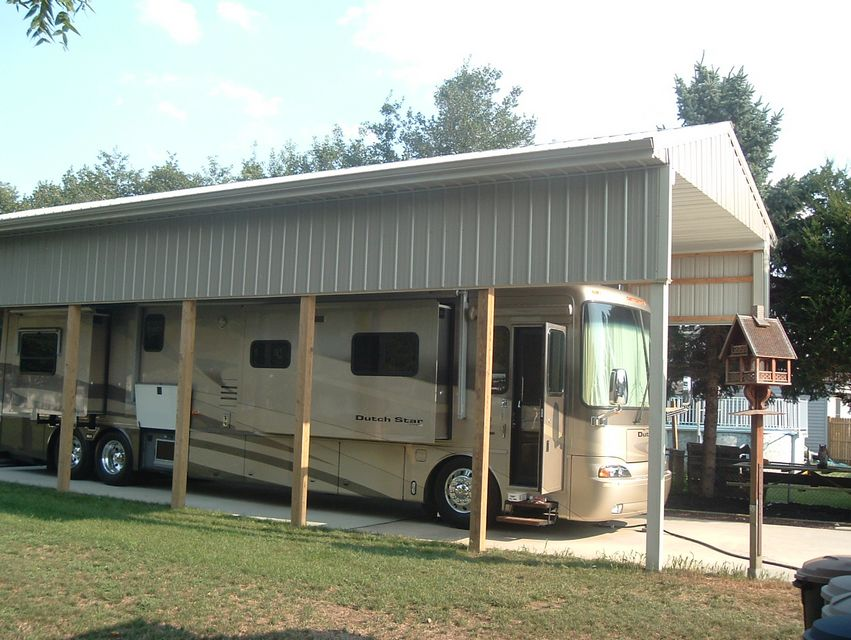 Options For Storing Your Motorhome This Winter Newmar Corp