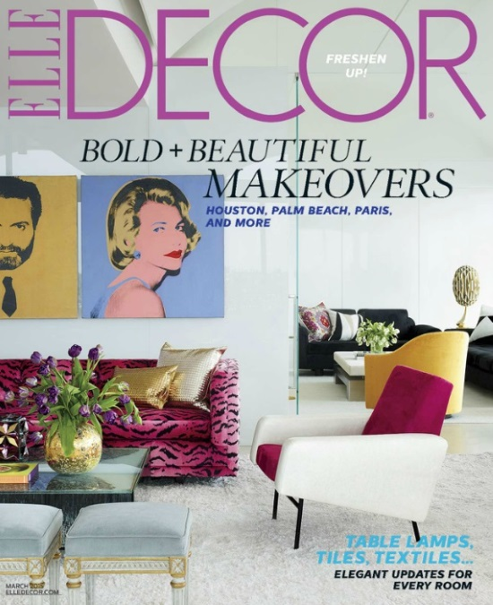 The May Issue Of Elle Decor Is Curly On Newsstands And It Features A Very Fun Story Called New Talent Shooting Stars About Top Ten Designers To