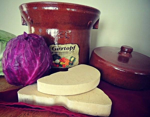 Easy 5 Step Raw Sauerkraut Recipe Harsch