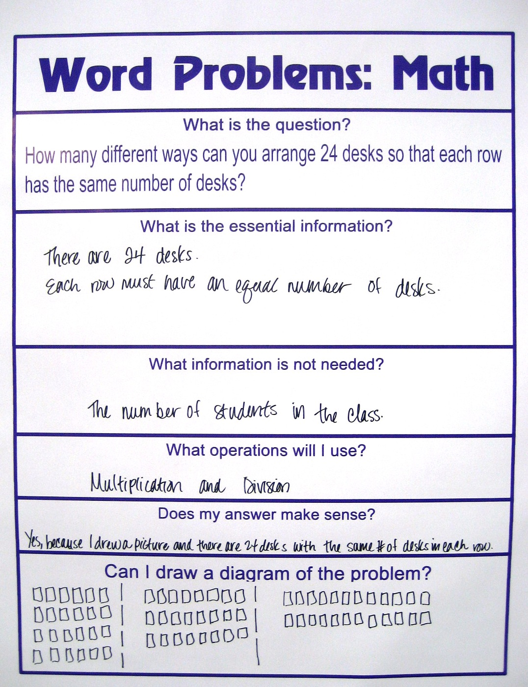 Maths Problem Solving Activities For Grade 5