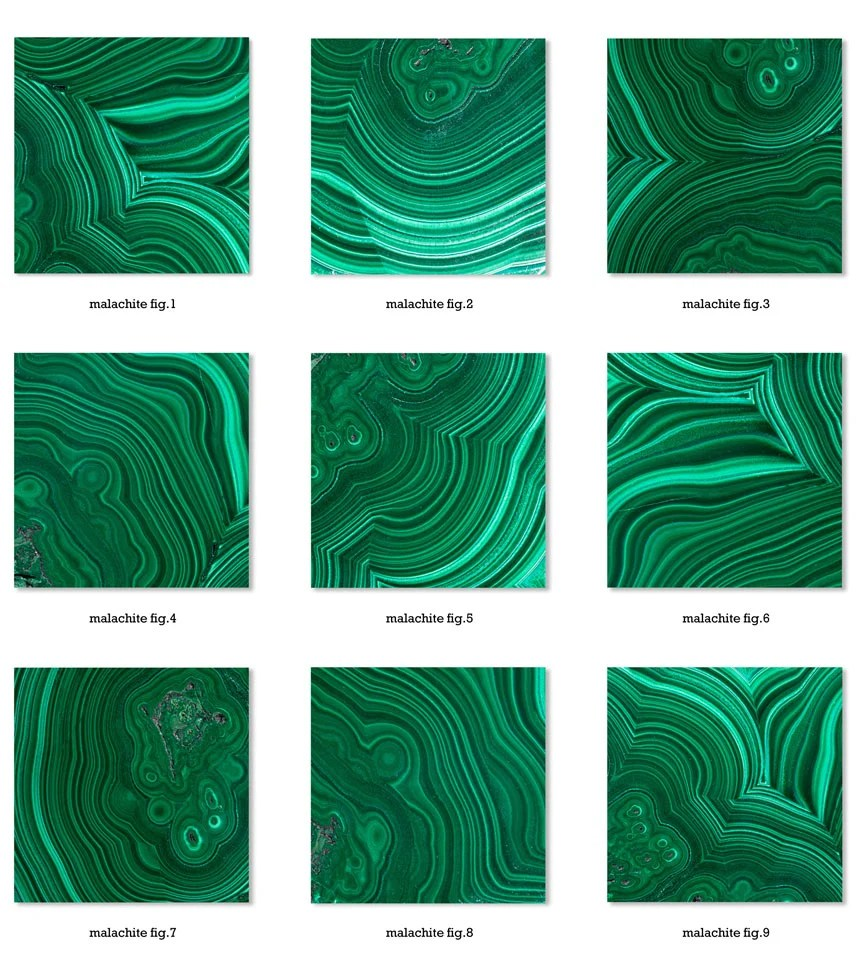 cle malachite tiles