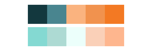 What Colors Calming Are