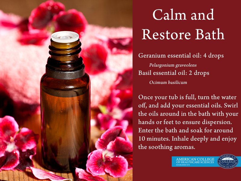 Aromatic Bath Recipe