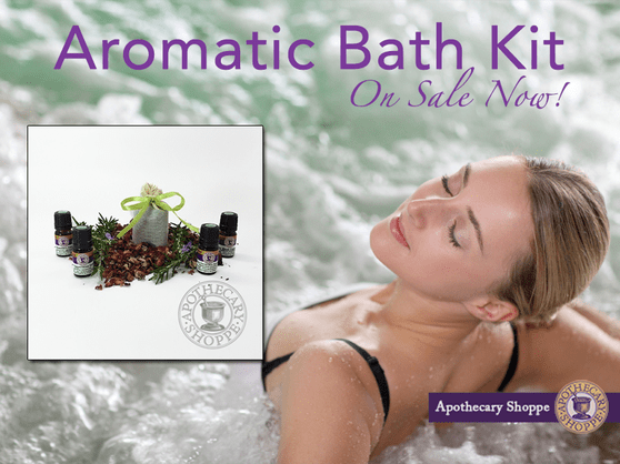 Aromatic Bath Kit
