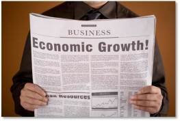 economic growth newspaper