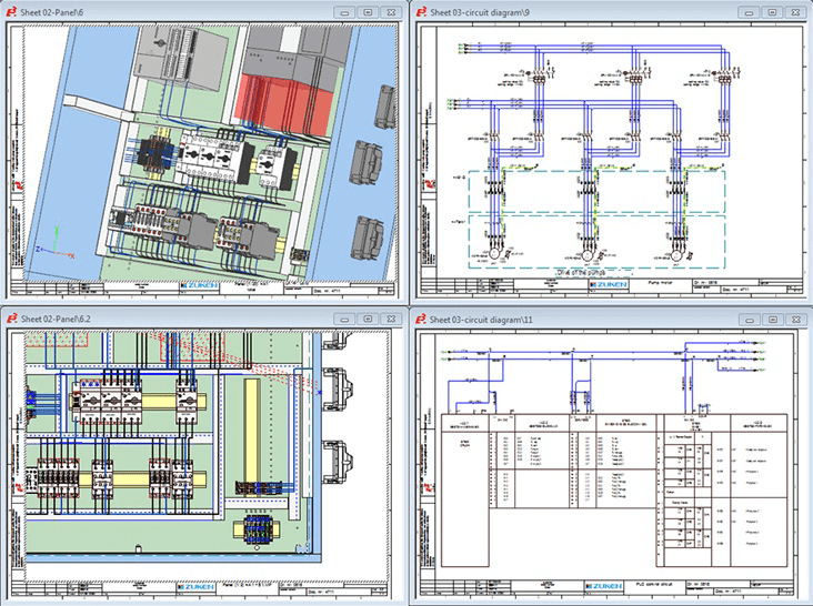 free wiring diagram software duck skeleton electrical panel pesign e3 design integrate