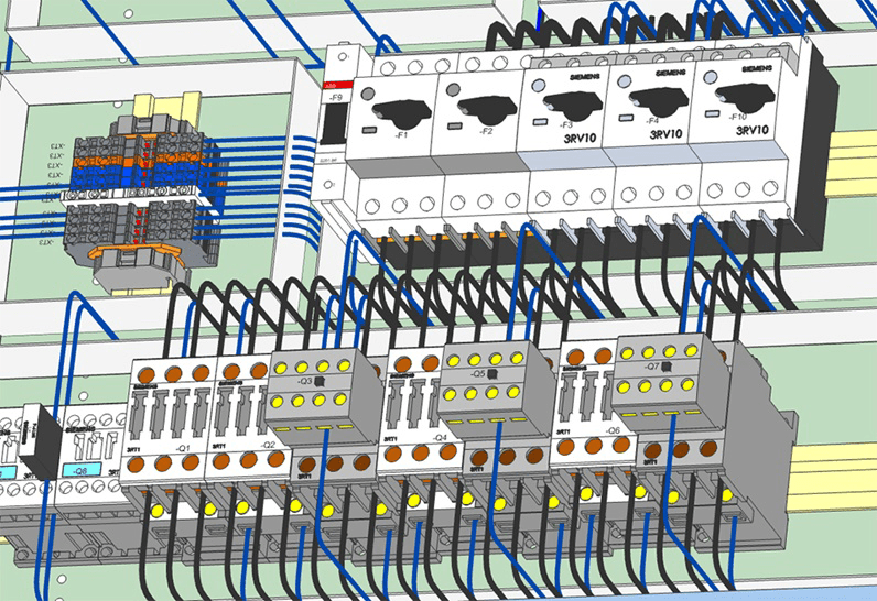 Electrical Panel Wiring Diagram Software Wiring Diagram And