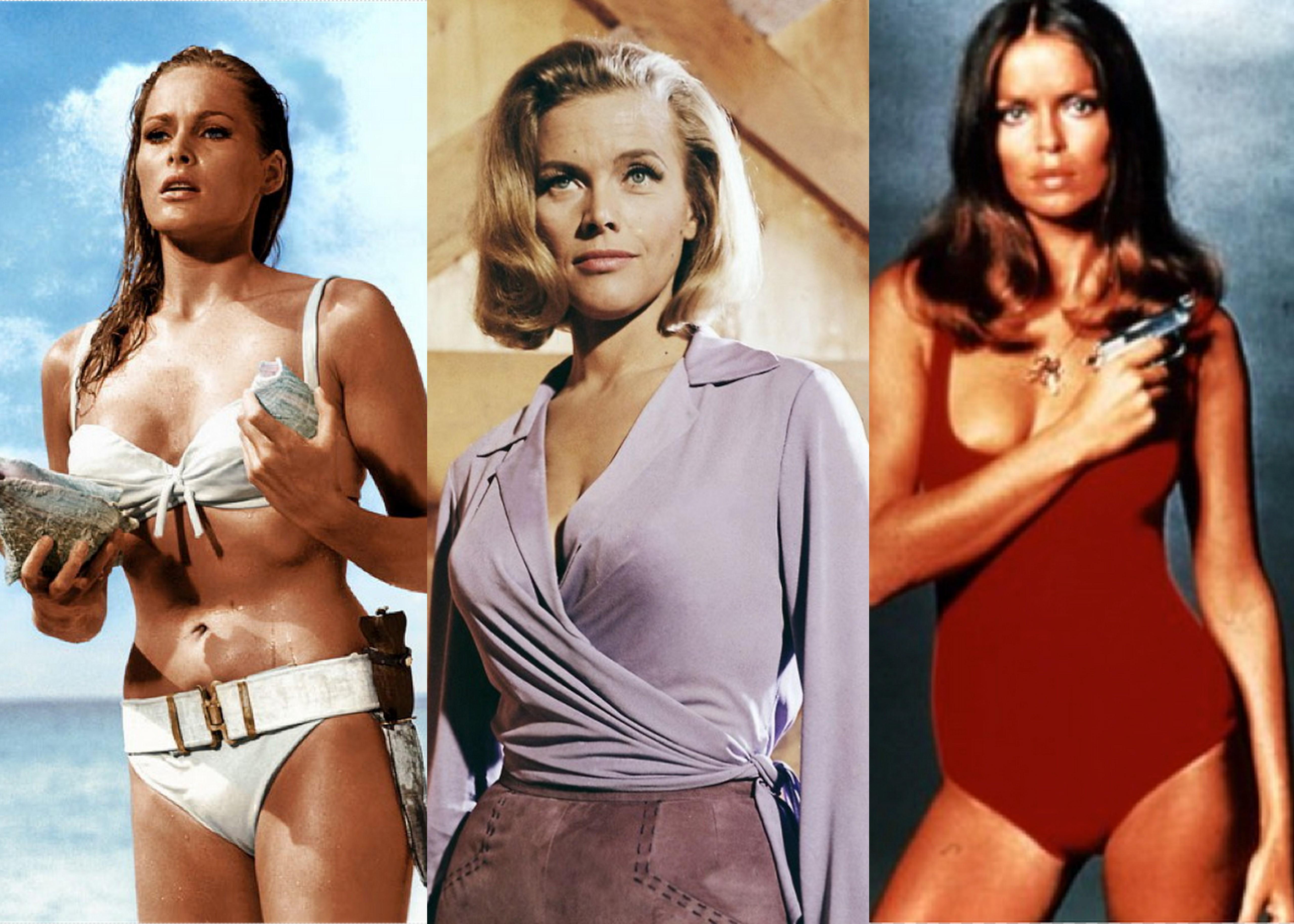Month Of Bond 007 Migliori Bond Girls Viste dal divano-8841