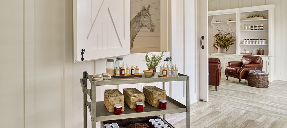 Spa At Farmhouse Inn Luxury In Wine Country