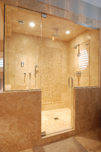 What To Consider When Installing a Steam Shower