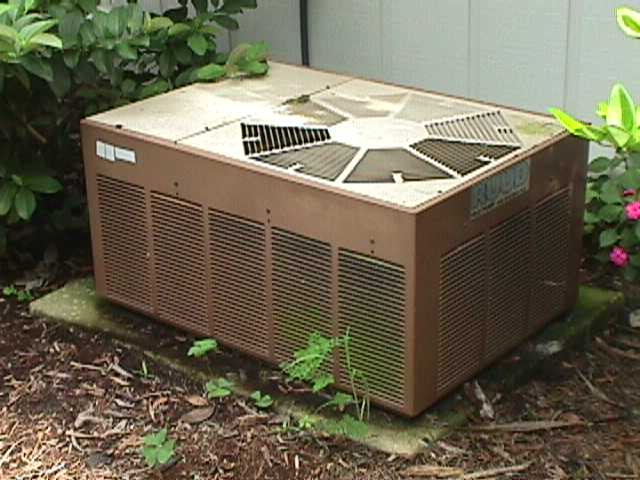 High Efficiency Central Air Conditioner