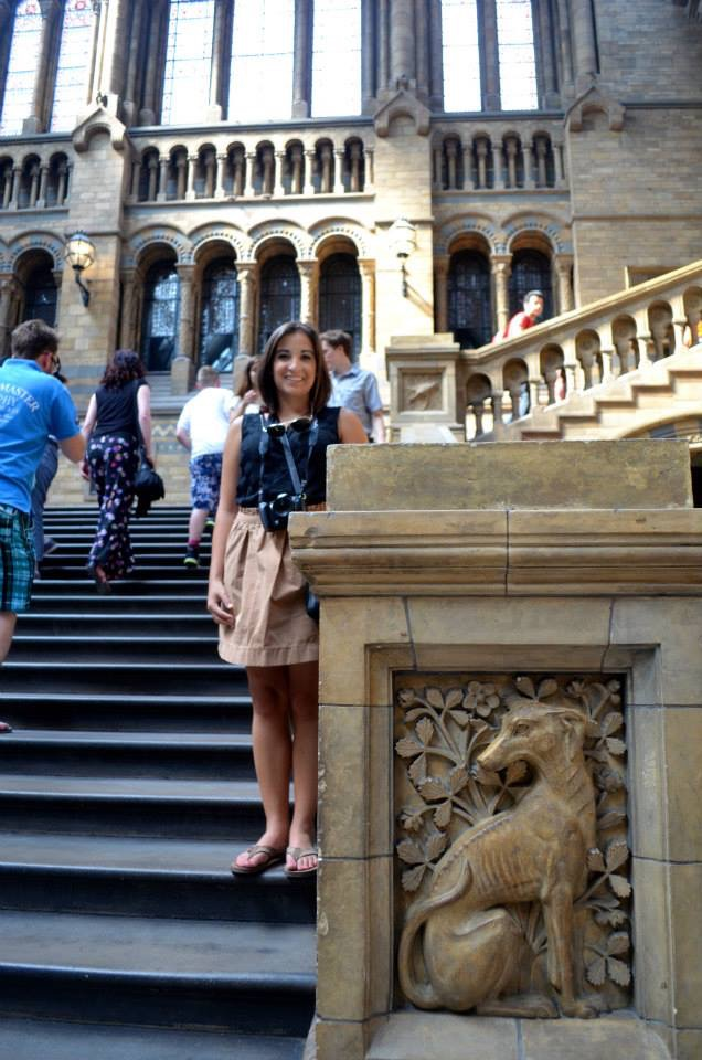 CAPAStudyAbroad_London_Summer2015_From_Sawyer_Coffey_-_Natural_History_Museum3