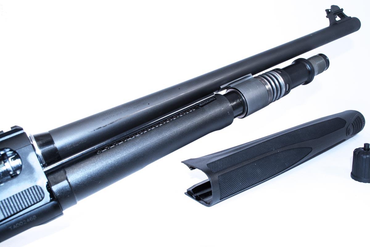 A Look At The Beretta 1301 Tactical Shotgun