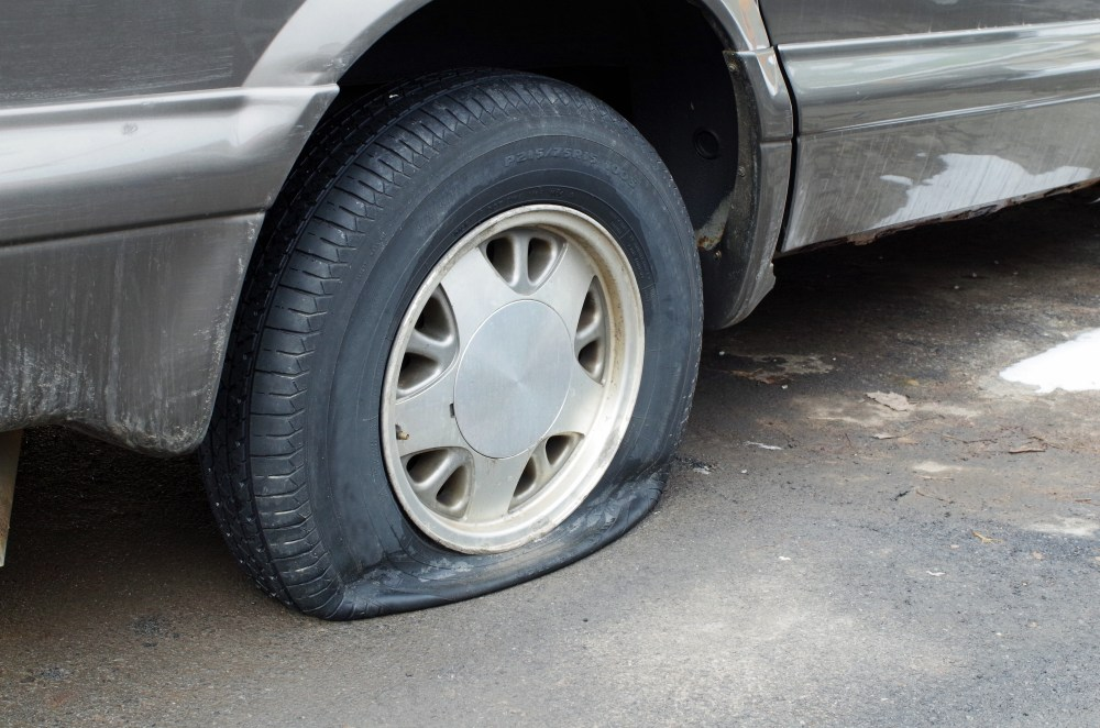medium resolution of today we re talking how to change a flat tire