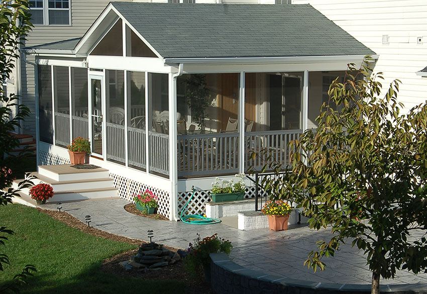 How Much Does a ScreenedIn Porch Cost