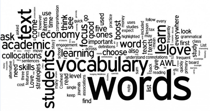 Vocabulary Words High School Students Should Know
