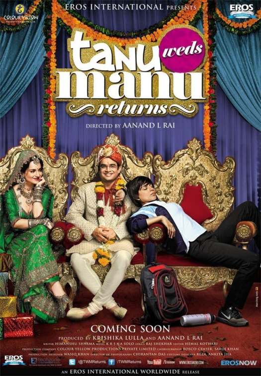 buyer personas Tanu Weds Manu Returns