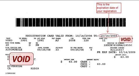 Vehicle Registration Ca >> Vehicle Registration Plates Of California Ca Vehicle