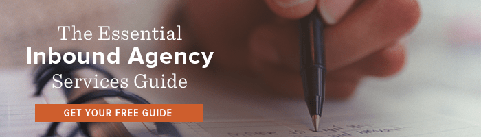 The Essential Inbound Agency Services Guide