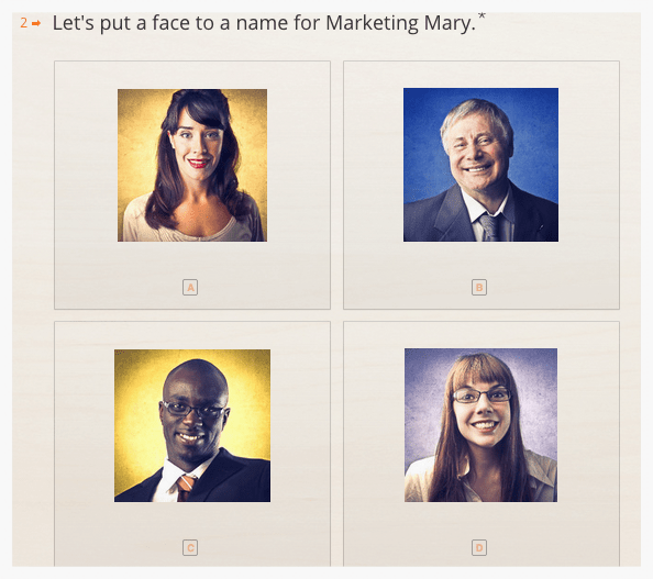 Buyer Persona Tool Images