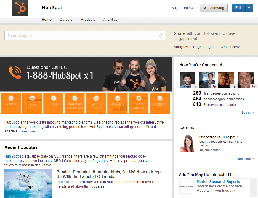 company-page