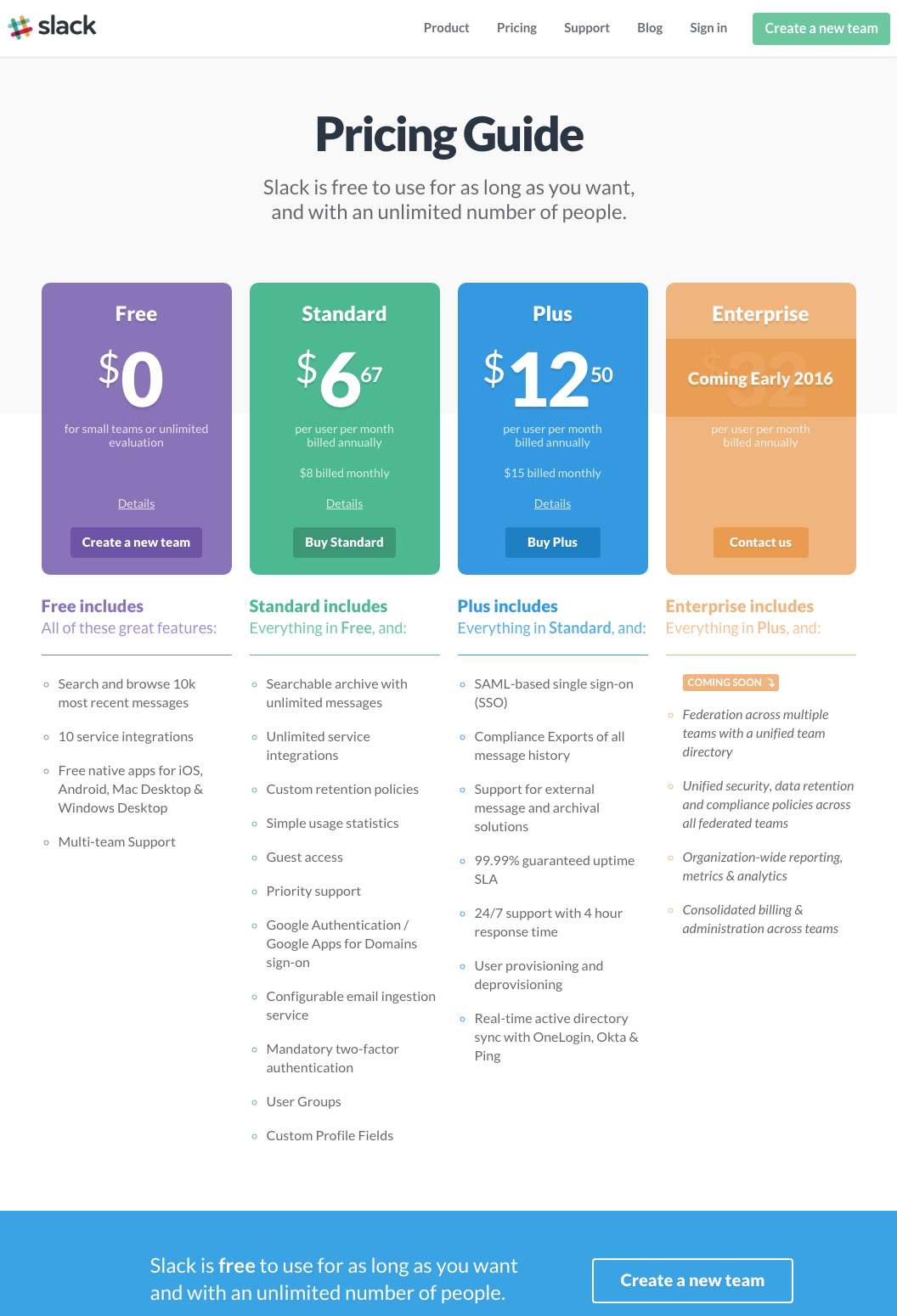 11 Pricing Page Examples To Inspire Your Own Design
