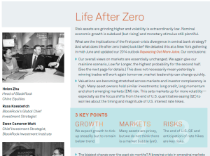 BlackRock: Life After Zero
