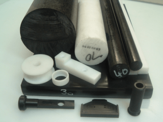 Dupont Delrin and Copolymer Acetal Rods