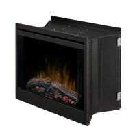 """39"""" Two Sided Electric Fireplace"""