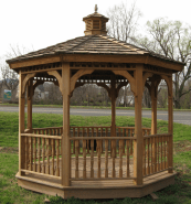 Wooden Gazebo Kits At Affordable Prices Free Delivery Open And Enclosed Gazebo Kits