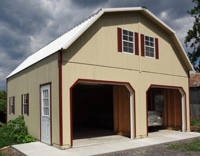 Awesome Modular Garage With Apartment Ideas ...