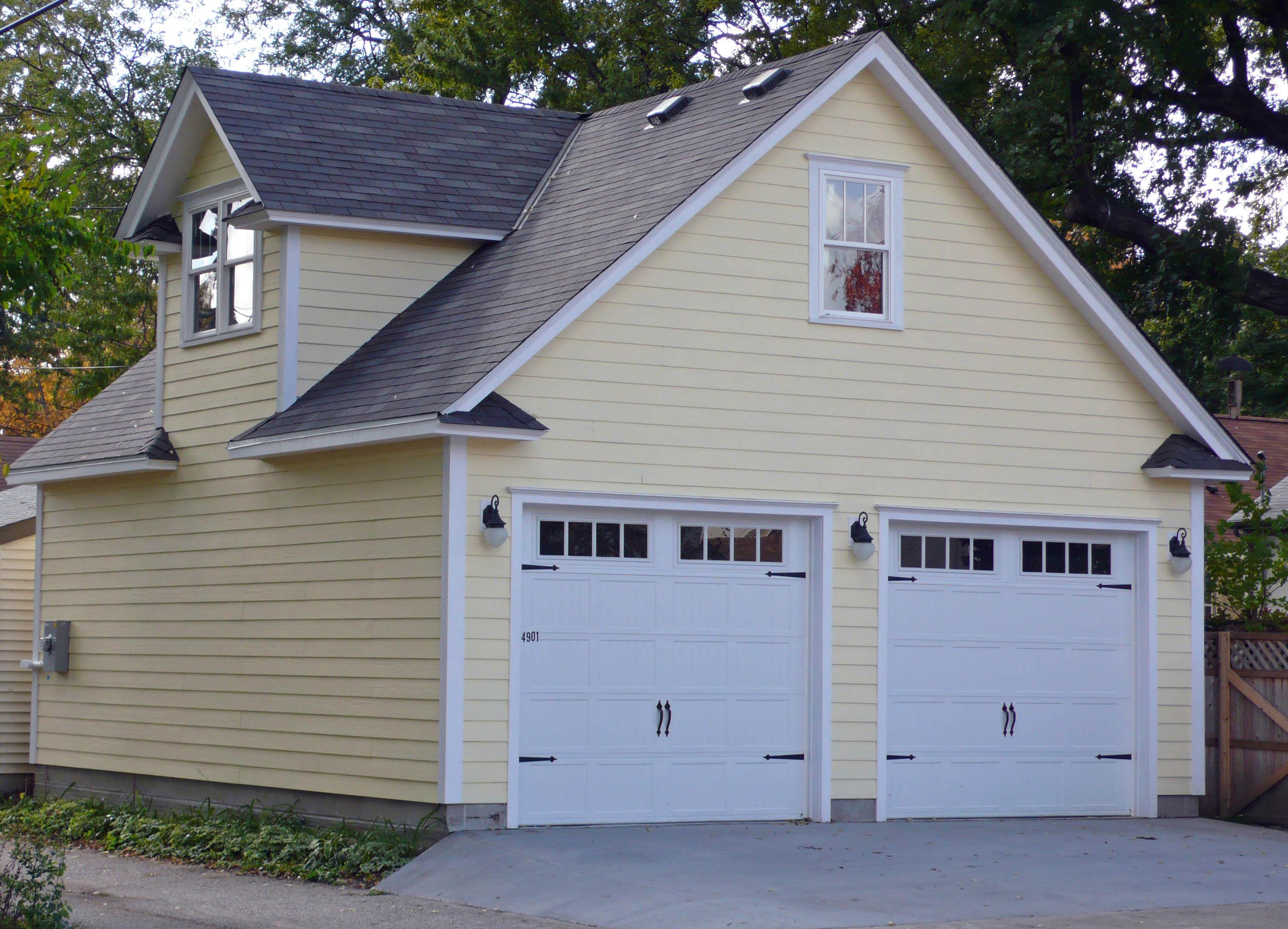 Minneapolis Garage Builders