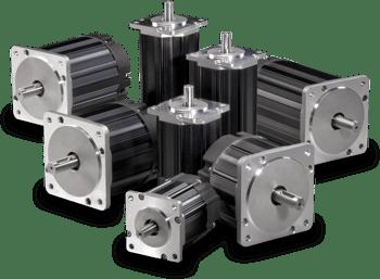 brushless servomotors from Tolomatic