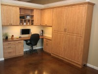 Sacramento Murphy Wall Beds | Home Office | The Closet Doctor