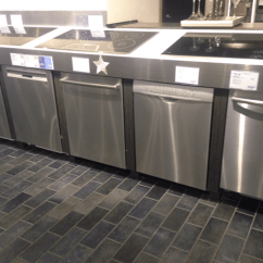 Kitchen Appliance Ratings Design For Small Space Kitchenaid Vs. Bosch Dishwashers (reviews / Prices)