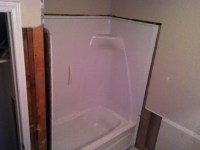 installing drywall around bathtub - 28 images - new ...