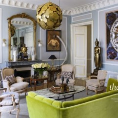 Traditional Living Rooms With Oriental Rugs Room Frankfurt Elle Decor May 2016: 5 Best Designer