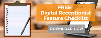 Digital Receptionist Feature Checklist