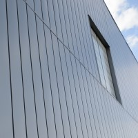 Metal Siding - Metal Panel Options for Cladding & Siding ...