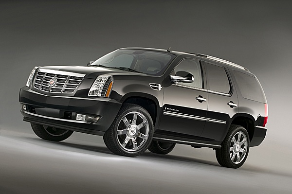 2007 Cadillac Escalade - Stock photo