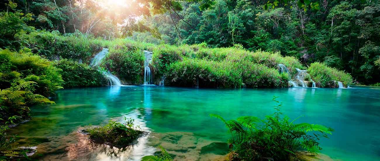 Reservas Naturales en Guatemala