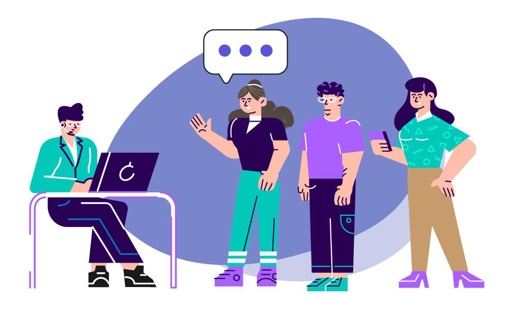 幫客戶找到對的客服人員 — EVOX Connect 易客服