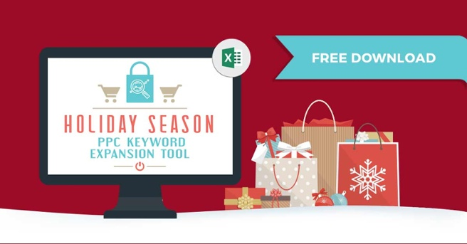 Holiday PPC Keyword Tool