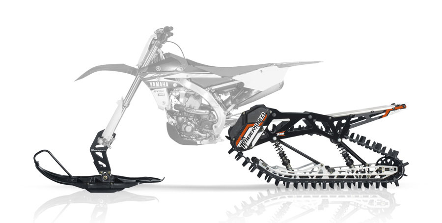 Moto in Winter: Building High-Performance Snow Bikes