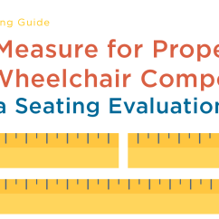 Wheelchair Evaluation Pier One Imports Chair Covers How To Measure For Properly Fitting Components Steps Of A Seating
